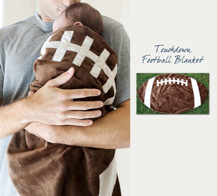 Baby Blankets & Burp Cloths | Sports Blankets & Burpies ...