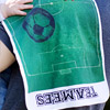 Soccer Burp Cloth